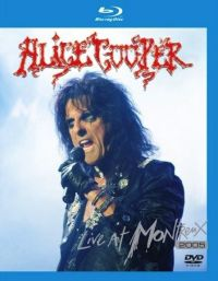 Cover Alice Cooper - Live At Montreux 2005 [DVD]